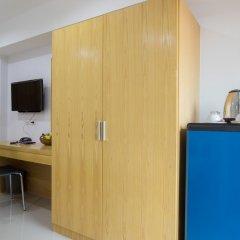 Отель JR Mansion Бангкок удобства в номере фото 2
