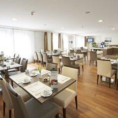 Ghotel Hotel & Living Hamburg питание