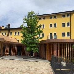 Отель Albergo Belvedere Корденонс парковка