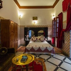 Отель Dar Ahl Tadla Марокко, Фес - отзывы, цены и фото номеров - забронировать отель Dar Ahl Tadla онлайн комната для гостей фото 2