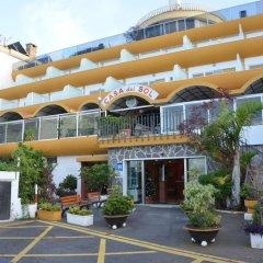 Hotel Casa del Sol Пуэрто-де-ла-Круc парковка