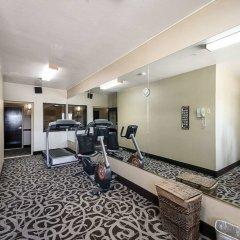 Отель Comfort Inn Kingsville Кингсвилль фитнесс-зал фото 3