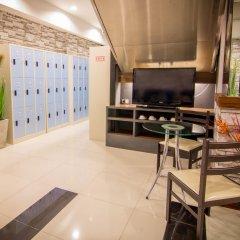 Отель Bubble Space Hostel Таиланд, Бангкок - отзывы, цены и фото номеров - забронировать отель Bubble Space Hostel онлайн питание фото 2