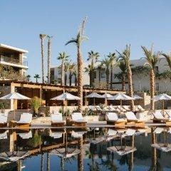 Отель Chileno Bay Resort & Residences Кабо-Сан-Лукас приотельная территория фото 2