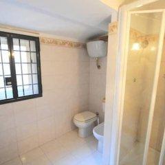 Отель Spanish Step Suite Италия, Рим - отзывы, цены и фото номеров - забронировать отель Spanish Step Suite онлайн ванная
