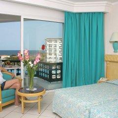 Отель El Mouradi Palm Marina Тунис, Сусс - отзывы, цены и фото номеров - забронировать отель El Mouradi Palm Marina онлайн комната для гостей фото 2