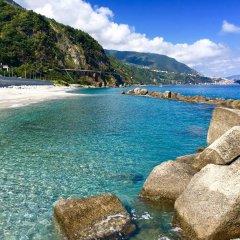 Hotel Scilla пляж