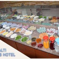 Yunus Hotel питание