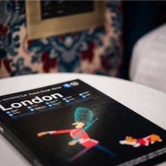Отель Vintry & Mercer Hotel Великобритания, Лондон - отзывы, цены и фото номеров - забронировать отель Vintry & Mercer Hotel онлайн фитнесс-зал фото 2