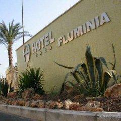 Отель Fluminia Сарно пляж
