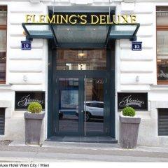 Fleming's Selection Hotel Wien-City вид на фасад фото 2