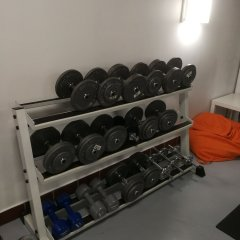 Hotel Odense фитнесс-зал фото 2