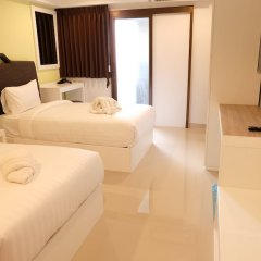 Airy Suvarnabhumi Hotel Бангкок фото 7