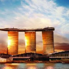 Отель Marina Bay Sands фото 20