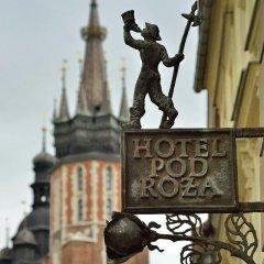 Hotel Pod Roza спортивное сооружение