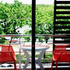Отель Tawan Warn Hotel Таиланд, Краби - отзывы, цены и фото номеров - забронировать отель Tawan Warn Hotel онлайн балкон