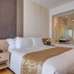 Отель The Pelican Residence & Suite Krabi Таиланд, Талингчан - отзывы, цены и фото номеров - забронировать отель The Pelican Residence & Suite Krabi онлайн комната для гостей