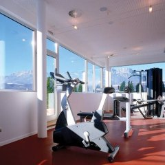 Отель Four Points by Sheraton Bolzano Больцано фитнесс-зал фото 4