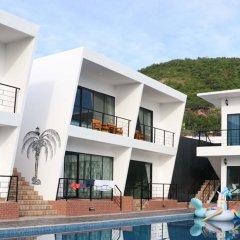 Отель Phan Loft Koh Larn бассейн