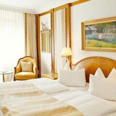 Отель Prinzregent Am Friedensengel Мюнхен комната для гостей фото 4