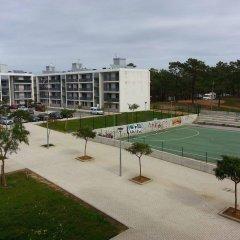 Отель Apartamentos Rosa спортивное сооружение