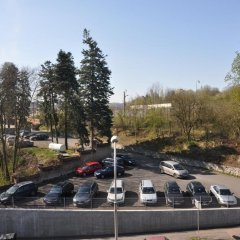 Отель Lions Plzen Пльзень парковка
