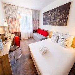 Отель Novotel Poznan Malta Польша, Познань - 4 отзыва об отеле, цены и фото номеров - забронировать отель Novotel Poznan Malta онлайн комната для гостей фото 5
