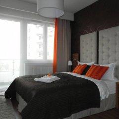 Отель Activpark Apartaments Хожув комната для гостей