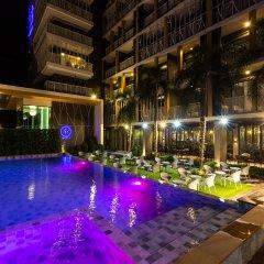 Nap Krabi Hotel бассейн