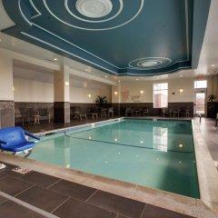 Отель Hampton Inn by Hilton Pawtucket бассейн
