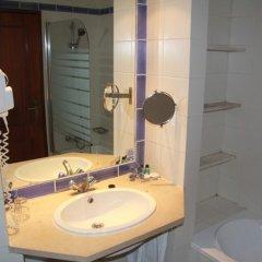 Отель Varandas de Albufeira Португалия, Албуфейра - 6 отзывов об отеле, цены и фото номеров - забронировать отель Varandas de Albufeira онлайн ванная