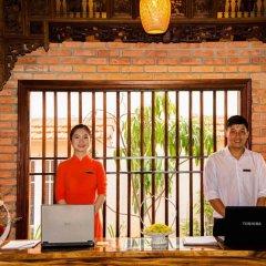 Отель Ruby Villa Хойан интерьер отеля фото 2