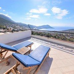 Villa Menekse Турция, Патара - отзывы, цены и фото номеров - забронировать отель Villa Menekse онлайн балкон