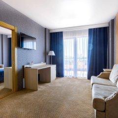 Курортный отель Санмаринн All Inclusive Анапа комната для гостей фото 3