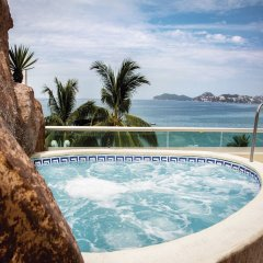 Copacabana Beach Hotel Acapulco бассейн фото 2