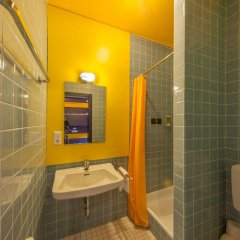 Отель Bedn Budget Cityhostel Hannover ванная
