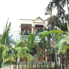 Отель Hoi An Rural Life Homestay бассейн