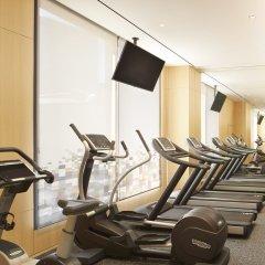 Отель Aloft Seoul Myeongdong фитнесс-зал