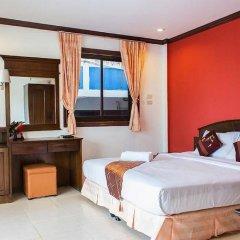 Отель Baan Natacha Beachfront Guesthouse комната для гостей фото 2