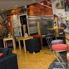 Отель YHA London St Pancras гостиничный бар