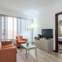Отель NH Cali Royal Колумбия, Кали - отзывы, цены и фото номеров - забронировать отель NH Cali Royal онлайн комната для гостей фото 4