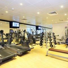 Отель Samaya Hotel Deira ОАЭ, Дубай - отзывы, цены и фото номеров - забронировать отель Samaya Hotel Deira онлайн фитнесс-зал фото 4
