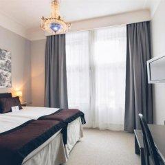 Отель Crystal Plaza Hotel Швеция, Стокгольм - 13 отзывов об отеле, цены и фото номеров - забронировать отель Crystal Plaza Hotel онлайн комната для гостей фото 5