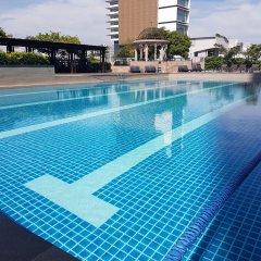 Отель Pathumwan Princess Бангкок бассейн фото 3