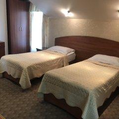 Крон Отель комната для гостей фото 11