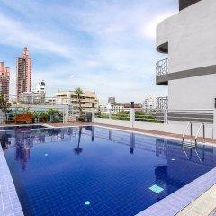D Varee Diva Bally Sukhumvit Hotel Бангкок бассейн фото 2