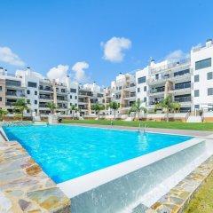 Отель Apartamento Bennecke Angel Испания, Ориуэла - отзывы, цены и фото номеров - забронировать отель Apartamento Bennecke Angel онлайн бассейн фото 2