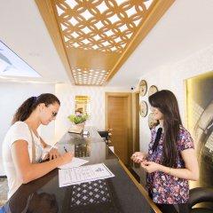Отель Kadriye Sarp Otel интерьер отеля фото 2