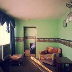 Отель Центральная Бийск балкон