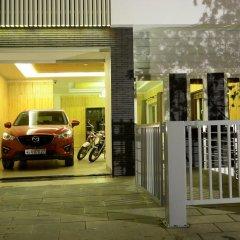 Отель Villa Le Hoang Далат парковка